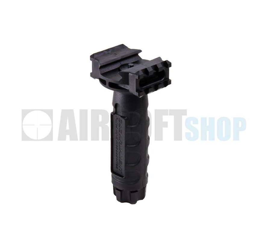 Railed Foregrip (Black)