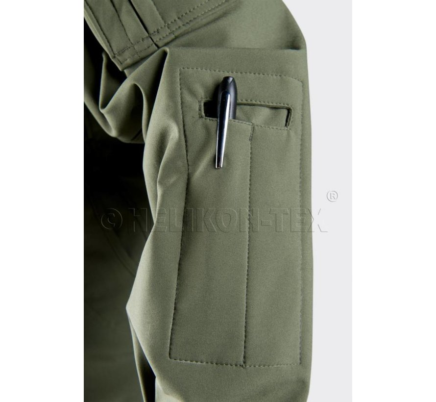 Commander Jacket (Olive Green)