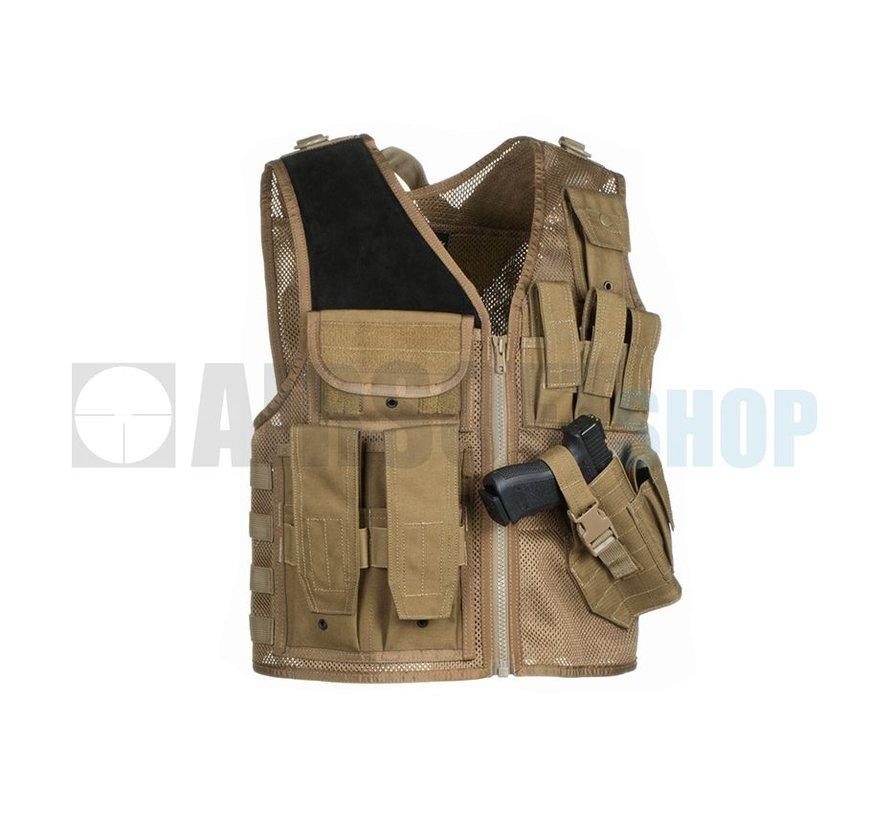 MK II Crossdraw Vest (Coyote Brown)