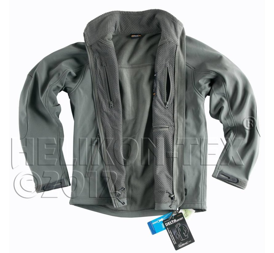 Delta Soft Shell Jacket (Foliage Green)