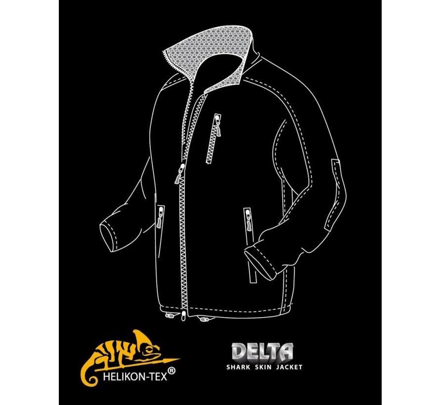 Delta Soft Shell Jacket (Jungle Green)