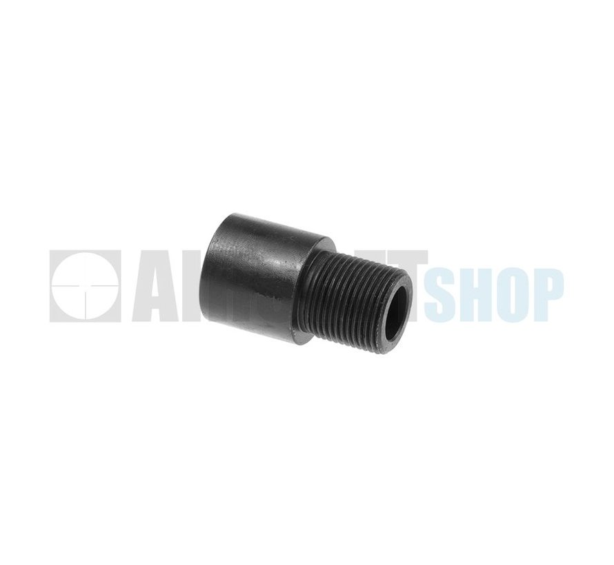 14mm Silencer CW to CCW Adapter