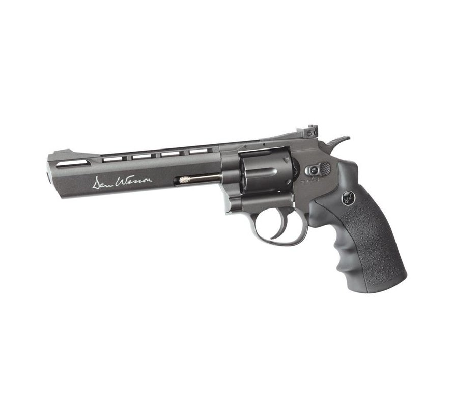 "Dan Wesson 6"" Revolver Gray (2.7 Joule)"
