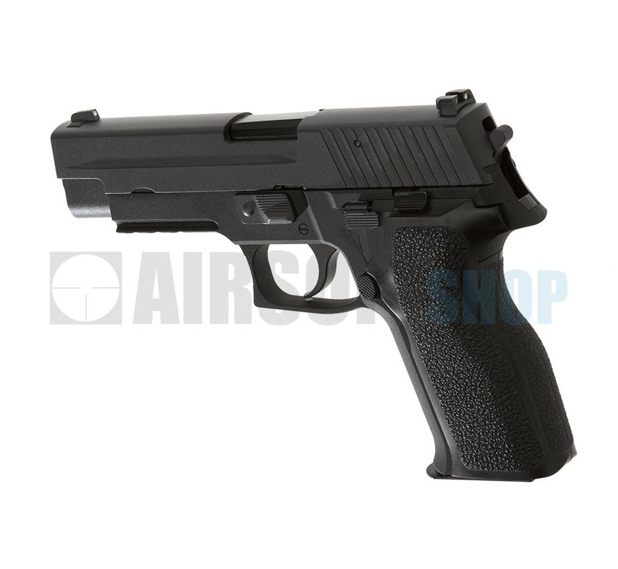 P226 E2 Full Metal GBB