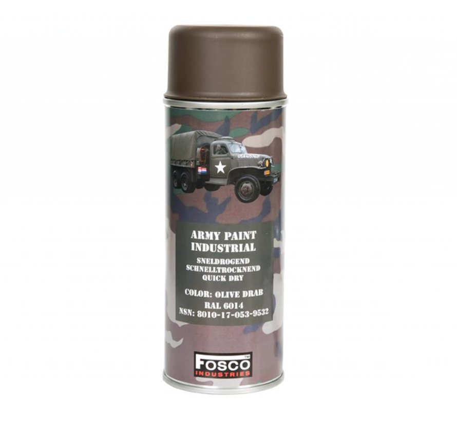 Spray Paint  US Olive 400ml