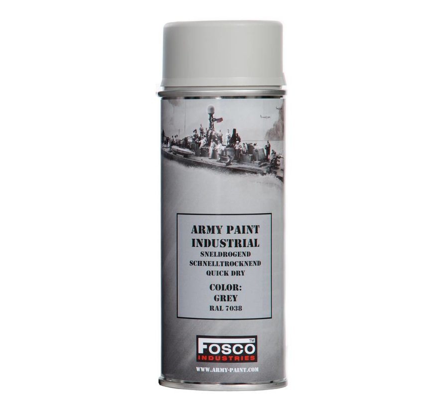 Spuitbus Grey 400ml