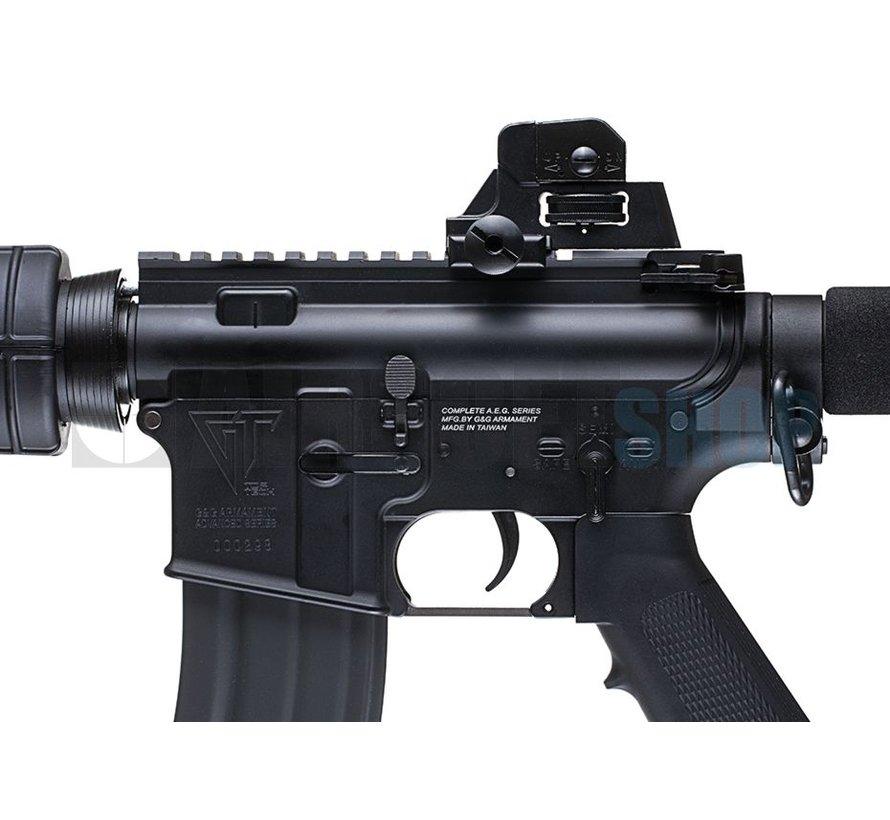 TR16 CQB-H Blowback (Black)