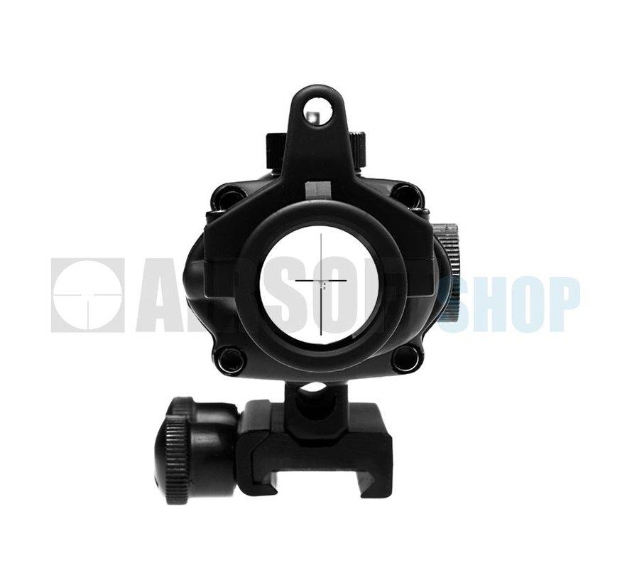 4x32 Combat Scope (Black)