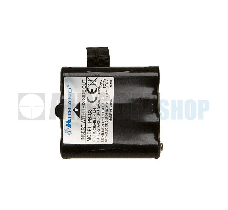 G6/G8 Battery (800mAh)