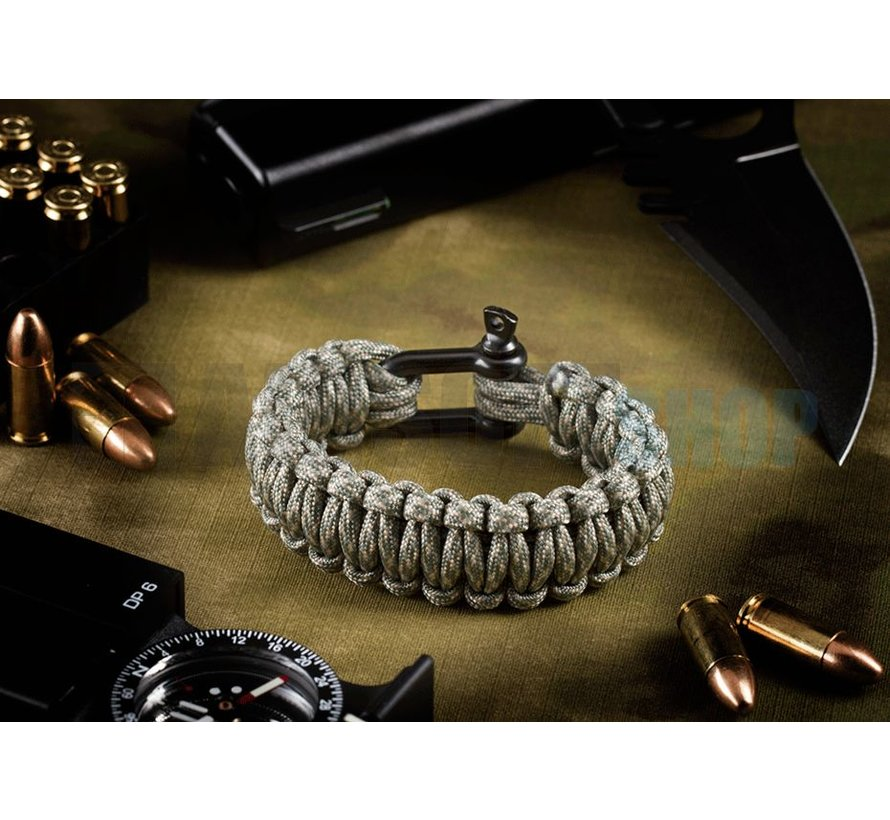 Shackle Bracelet (ACU Camo)