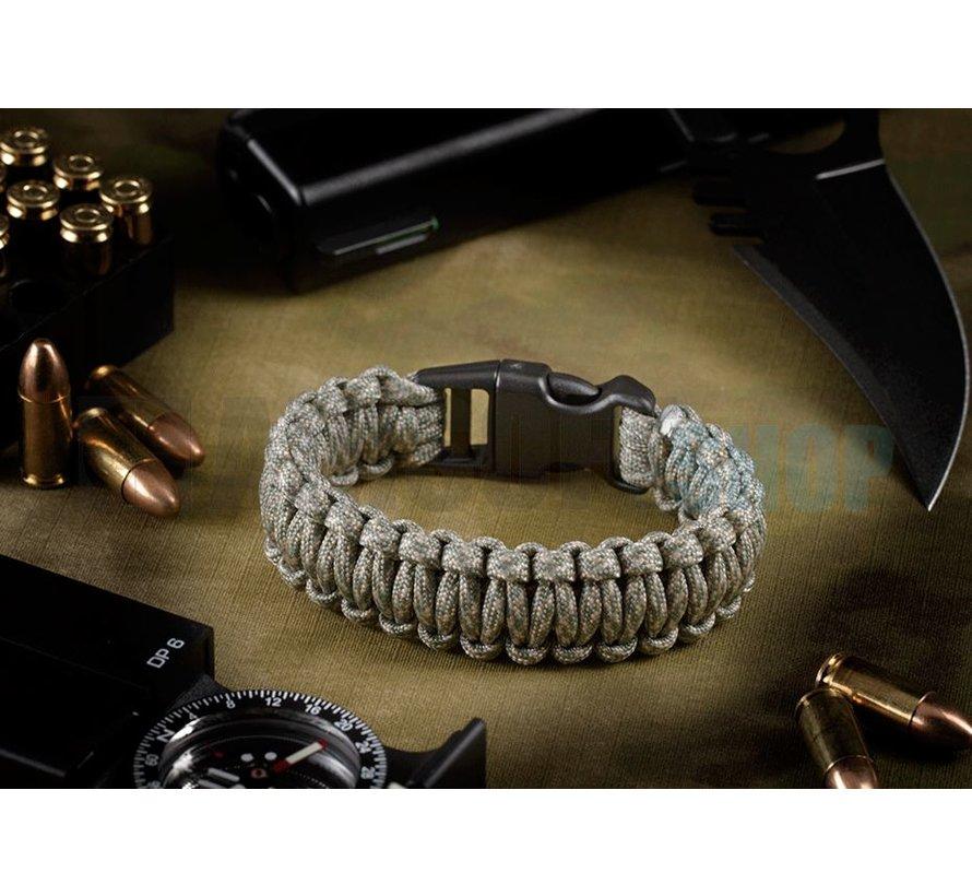 Paracord Bracelet (ACU Camo)
