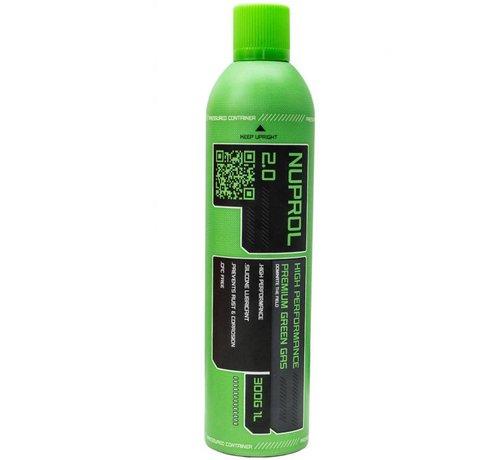 WEEU Nuprol 2.0 Premium Green Gas