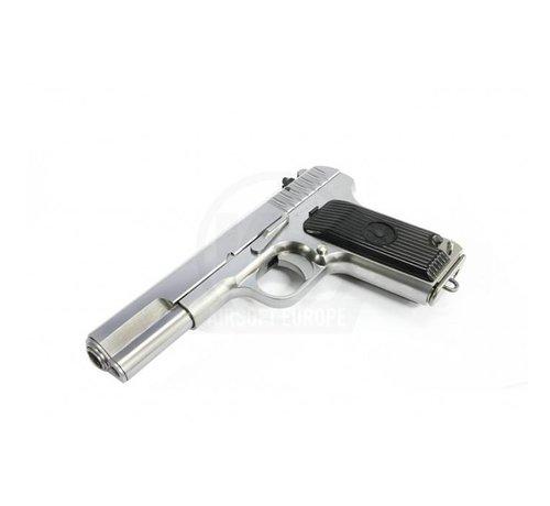 WE TT33 Silver GBB