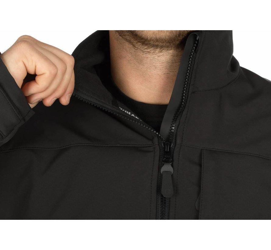 Rapax Softshell Jacket (Black)