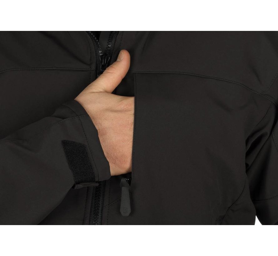 Rapax Softshell Jacket (Black)