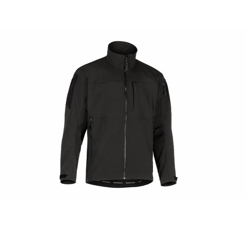 Claw Gear Rapax Softshell Jacket (Black)