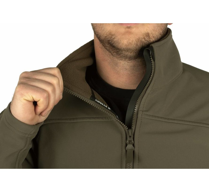 Audax Softshell Jacket (RAL7013)