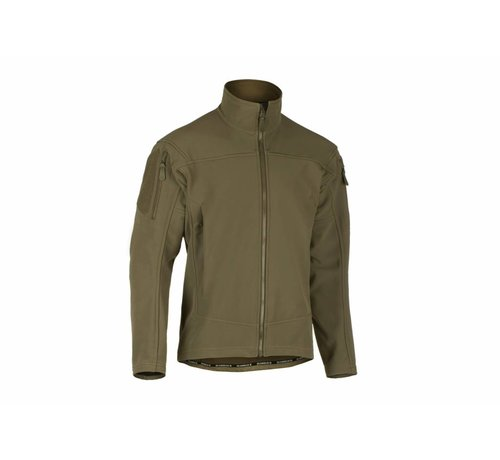 Claw Gear Audax Softshell Jacket (RAL7013)