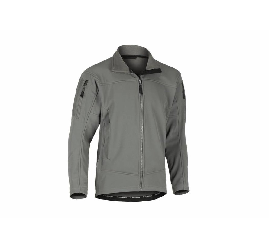 Audax Softshell Jacket (Solid Rock)