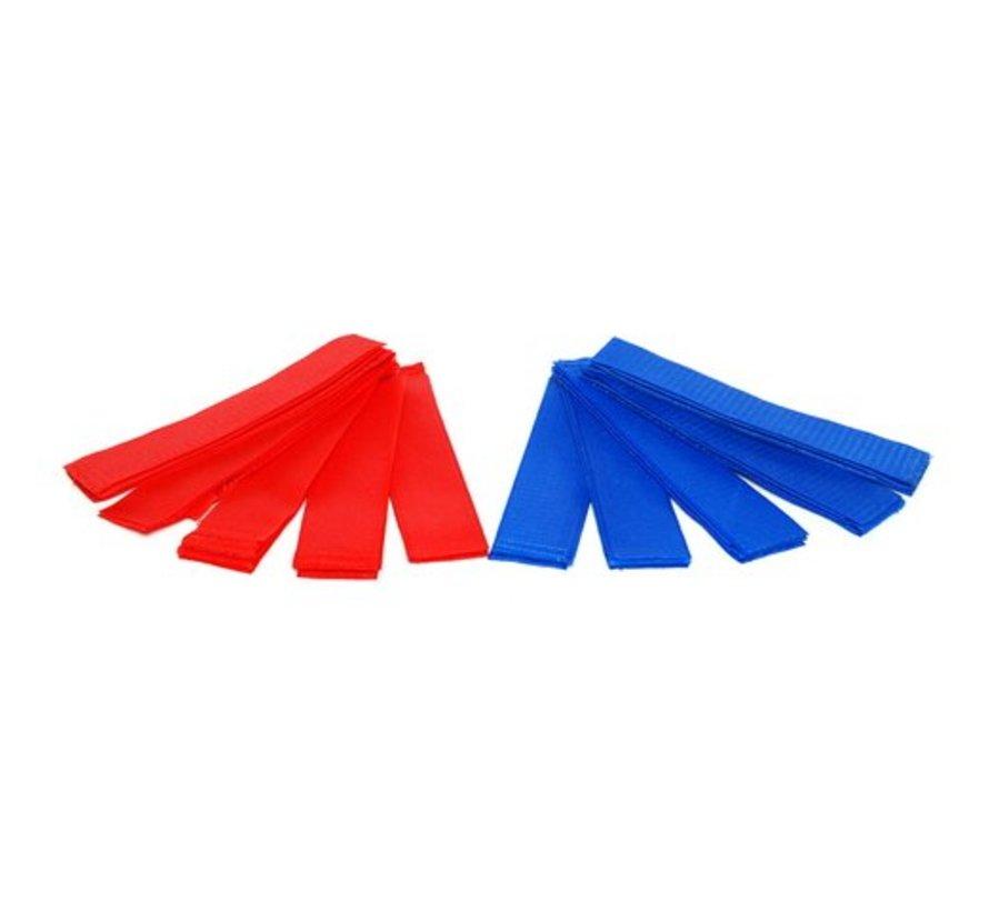 Velcro Team Strap Pack (10x)