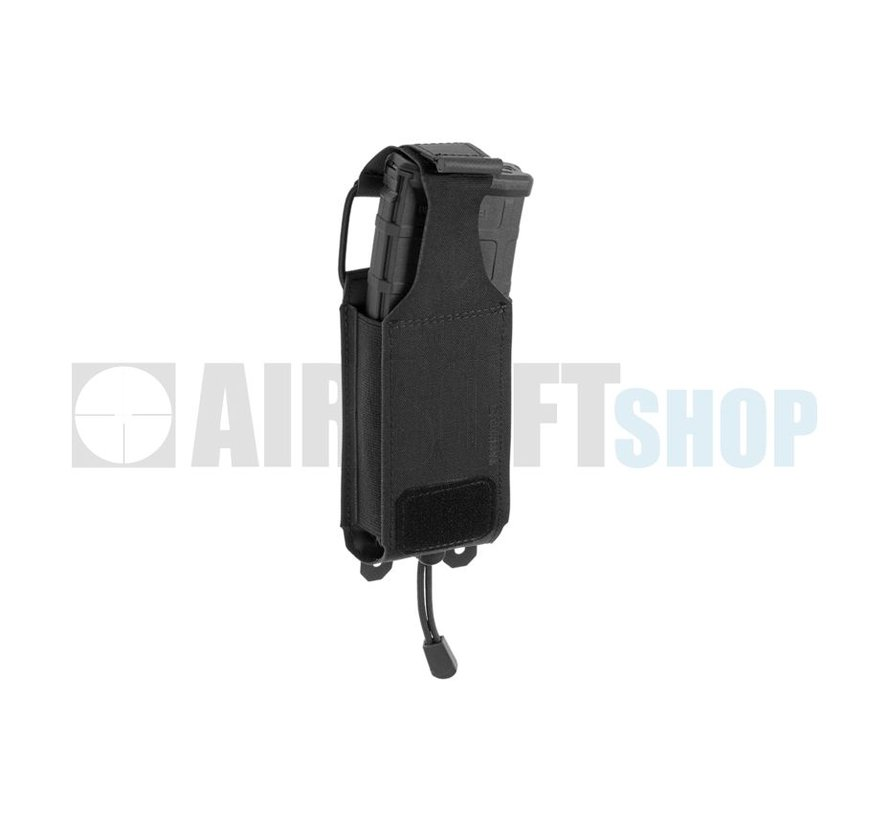 5.56mm Backward Flap Mag Pouch (Black)