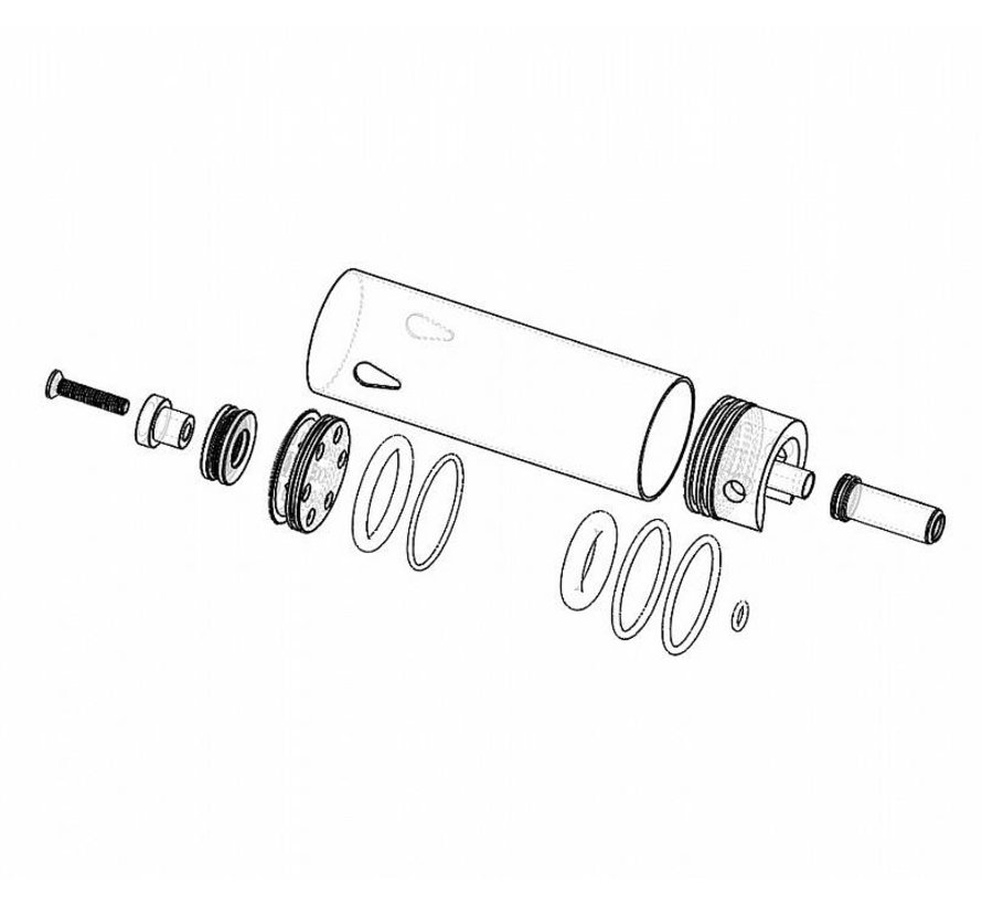 Cylinder Set AK