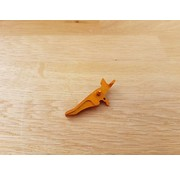 RetroArms CNC Trigger M4 AEG (J Type - Orange)