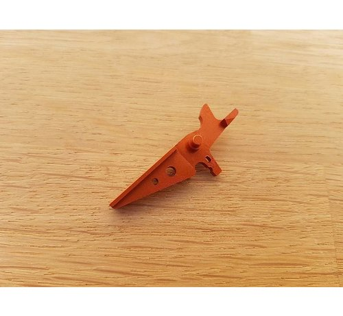 RetroArms CNC Trigger M4 AEG (A Type - Orange)