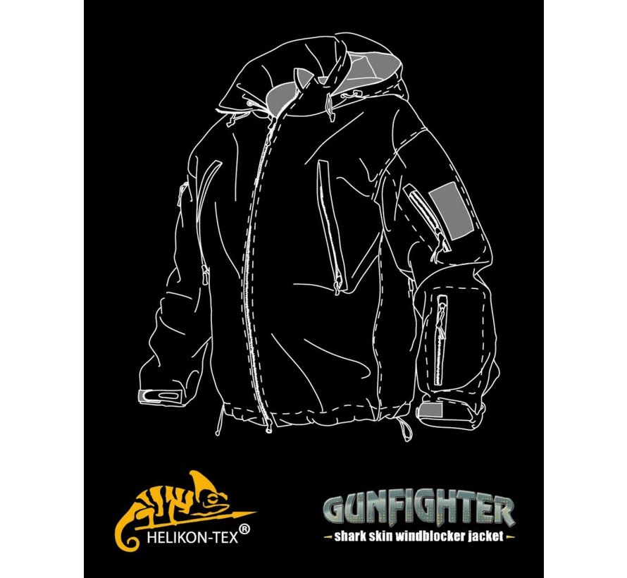 Gunfighter Jacket (Foliage Green)