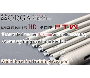 Orga Magnus 6.10mm 448mm Inner Barrel for PTW