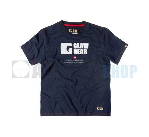 Claw Gear T-Shirt Navy Blue