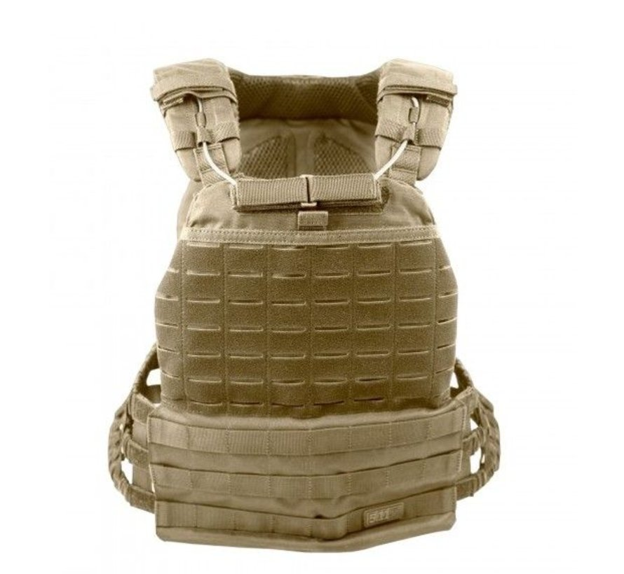 TacTec Plate Carrier (Sandstone)