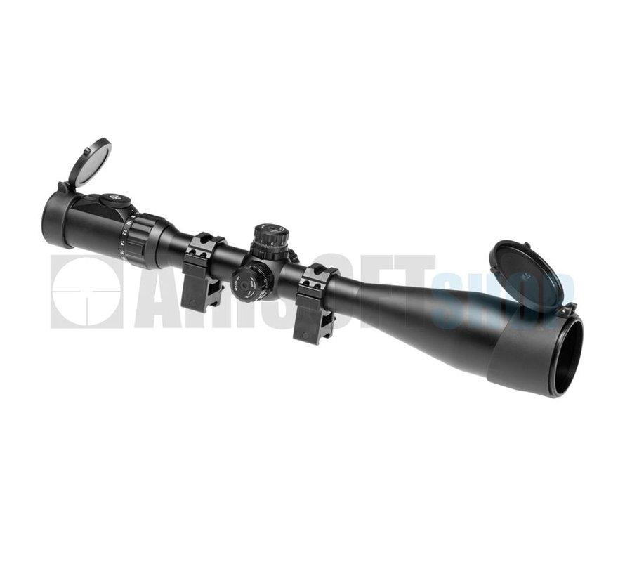 6-24x56 30mm AOIEW Accushot Premium TS Scope