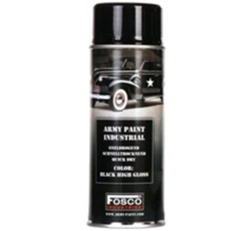 Fosco Spuitbus Shiny Black 400ml