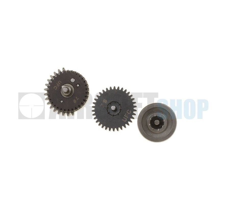 M14 Steel CNC Gear Set