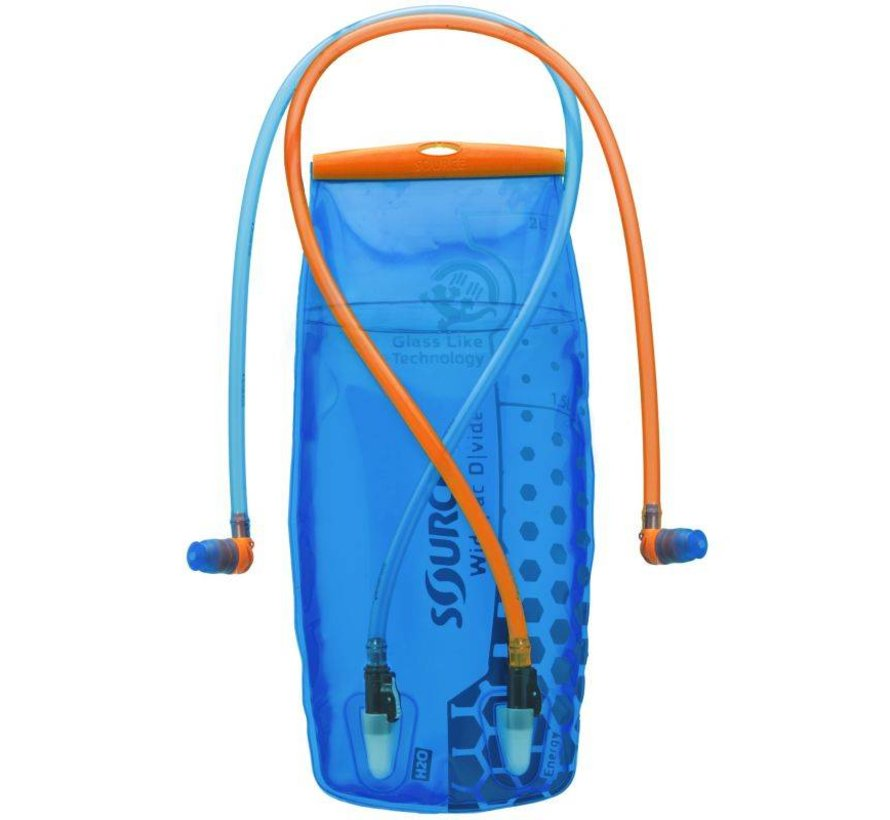Widepack Divide 3L Hydration System