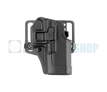 Blackhawk CQC SERPA Holster G-Series G19/23/32/36 (Black)