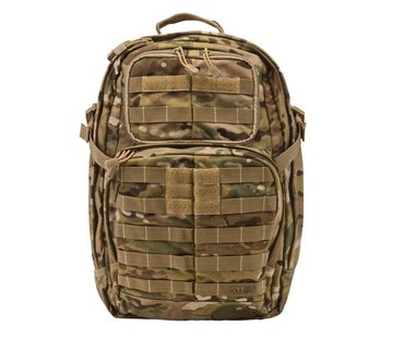 5.11 Tactical RUSH 24 Backpack (Multicam)