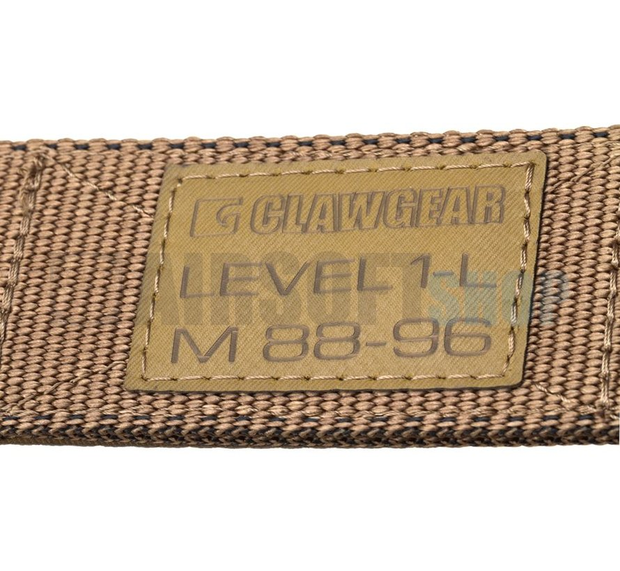 Level 1-L Belt (Coyote)