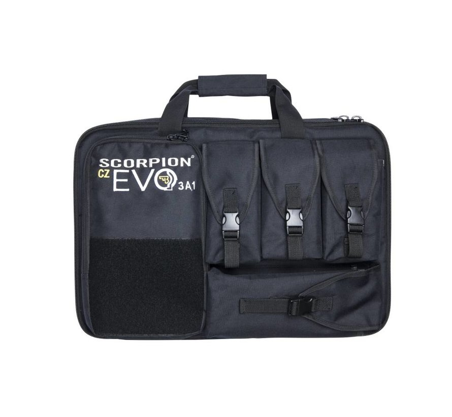Scorpion EVO 3 A1 Bag Custom Foam Inlay