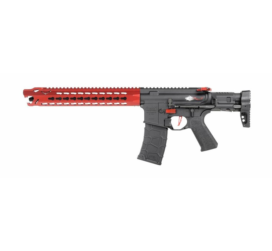 Avalon Leopard Carbine (Red)