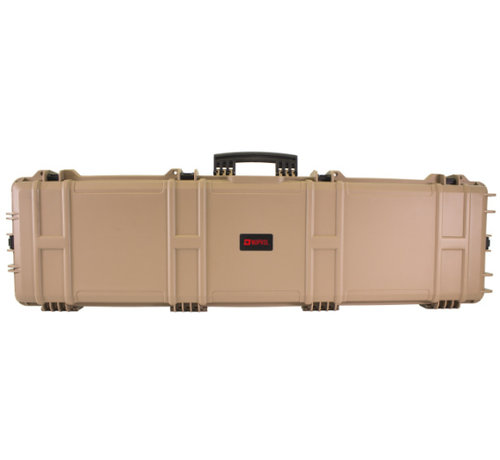 NUPROL Extra Large Hard Case (Tan)
