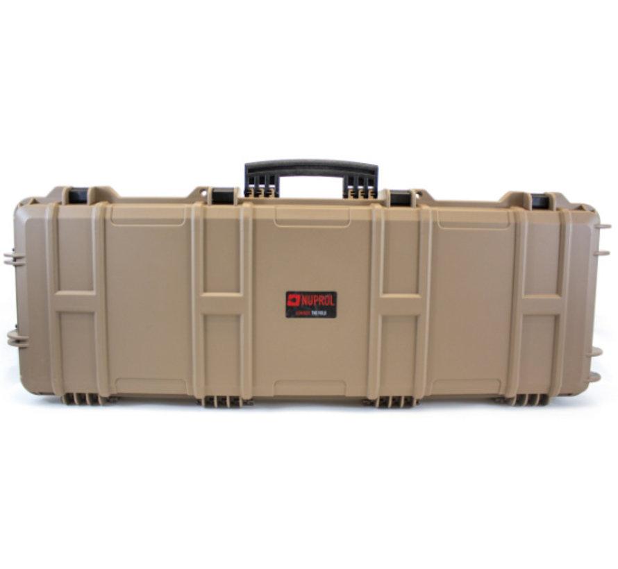 Large Hard Case (Tan) - PLUCK FOAM