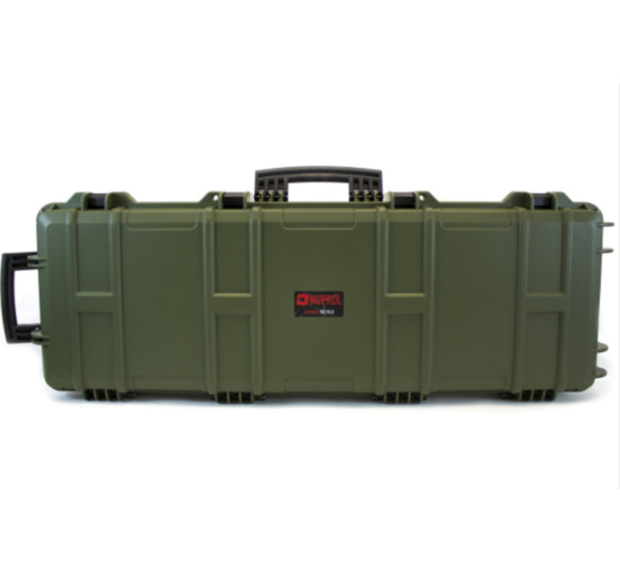 Large Hard Case (Green) - PLUCK FOAM