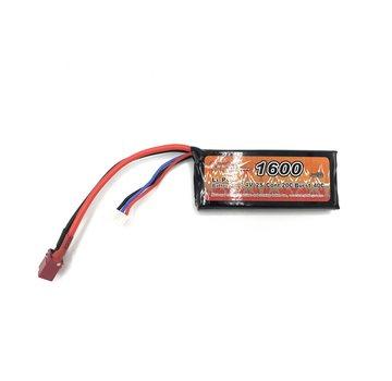VB Power LiPo 7.4V 1600mAh 20C Mini Type (Deans)