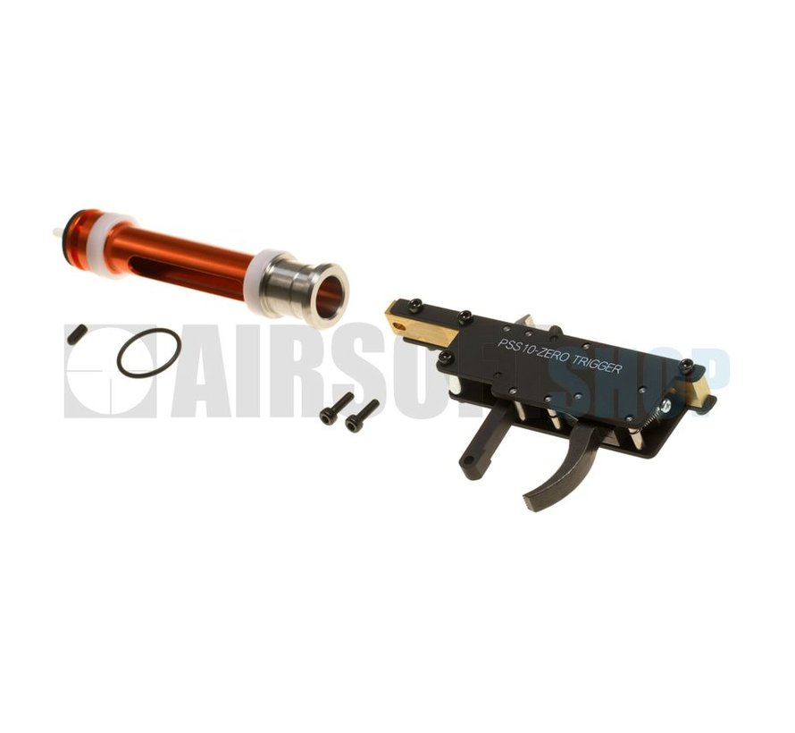 PSS10 VSR-10 Zero Trigger with High Pressure Piston ZERO