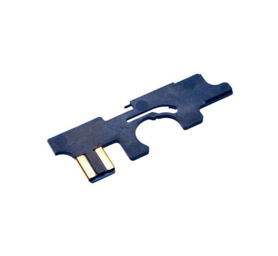 Anti-Heat Selector Plate MP5