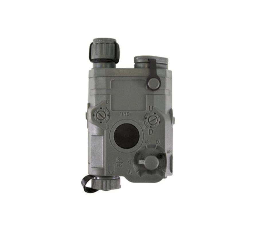 NPQ PEQ Battery Box (Grey)
