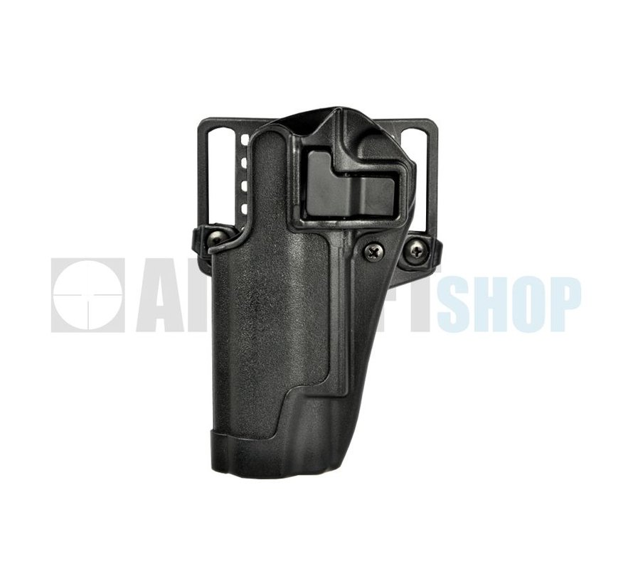 CQC SERPA Holster Glock G17/22/31 LEFT (Black)