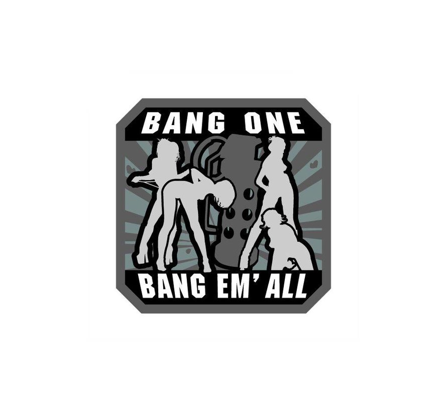 Bang Em All Patch (Large)